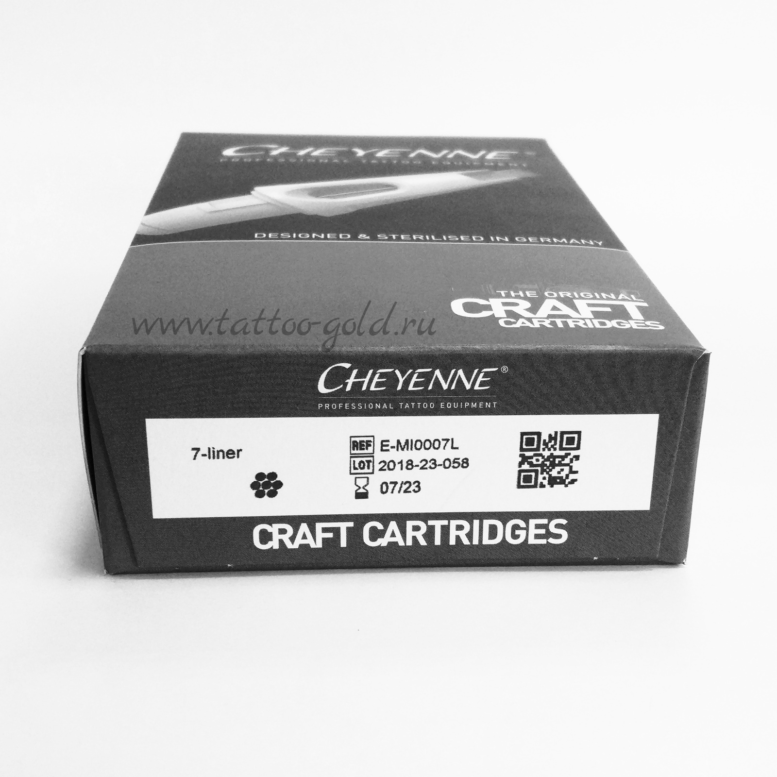 картинка Cheyenne Craft 7RL от магазина тату+